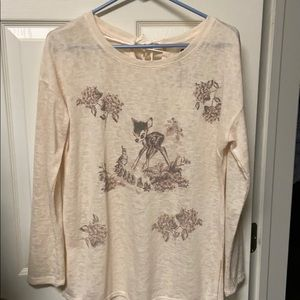 New with tags Bambi sweater